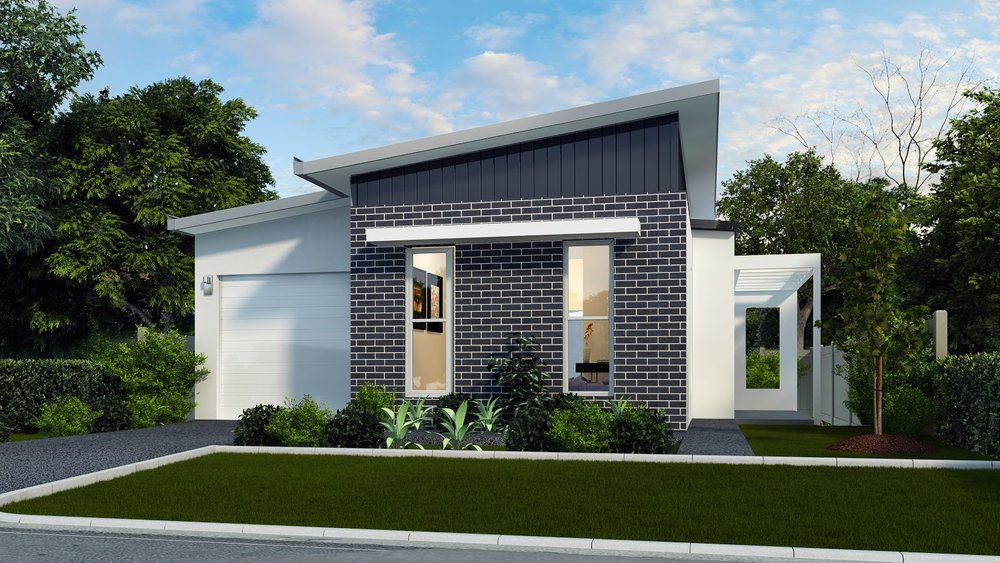 The Abode Alfresco - 3 Bed | 2 Bath | 2 Car Tandem Garage10m Traditional Lots