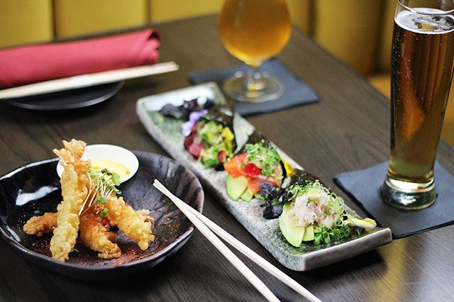 Friday happy hour starts at 4pm!! Check out our special menu with happy hour only food and specials on beer, sake, and wine. See you soon! #kaiyosf #happyhour #Nikkei #PeruvianFood #JapaneseFood #cocktails #JapanesePeruvian #handrolls #seafood #skewers #sushi #SF #fries  #Bar #foodporn #SFRestaurants #sfbayarea #BayAreaEats #GoodFood #SFGuide #instafood #foodporn #goodeats #foodgasm #foodbeast #eeeeeats #foodiesofinstagram #sanfrancisco #tasty #7x7