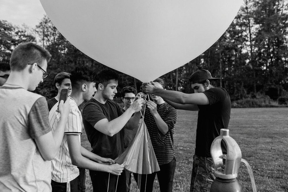 High Altitude Balloon Mission - An Introduction to Technical Design