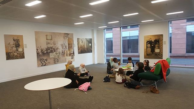 Thank you to the home schooling group who visited us yesterday.