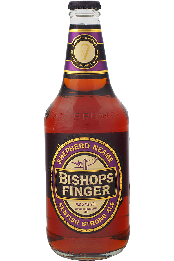 SDAO E4 Shepard Neame Bishops Finger Kentish Strong Ale.png