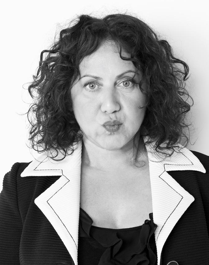 Rachel Berger - comedian in Australia