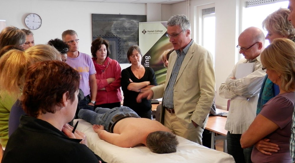 Bowen Technique Courses - Accredited by UK and International Bowen Organisations