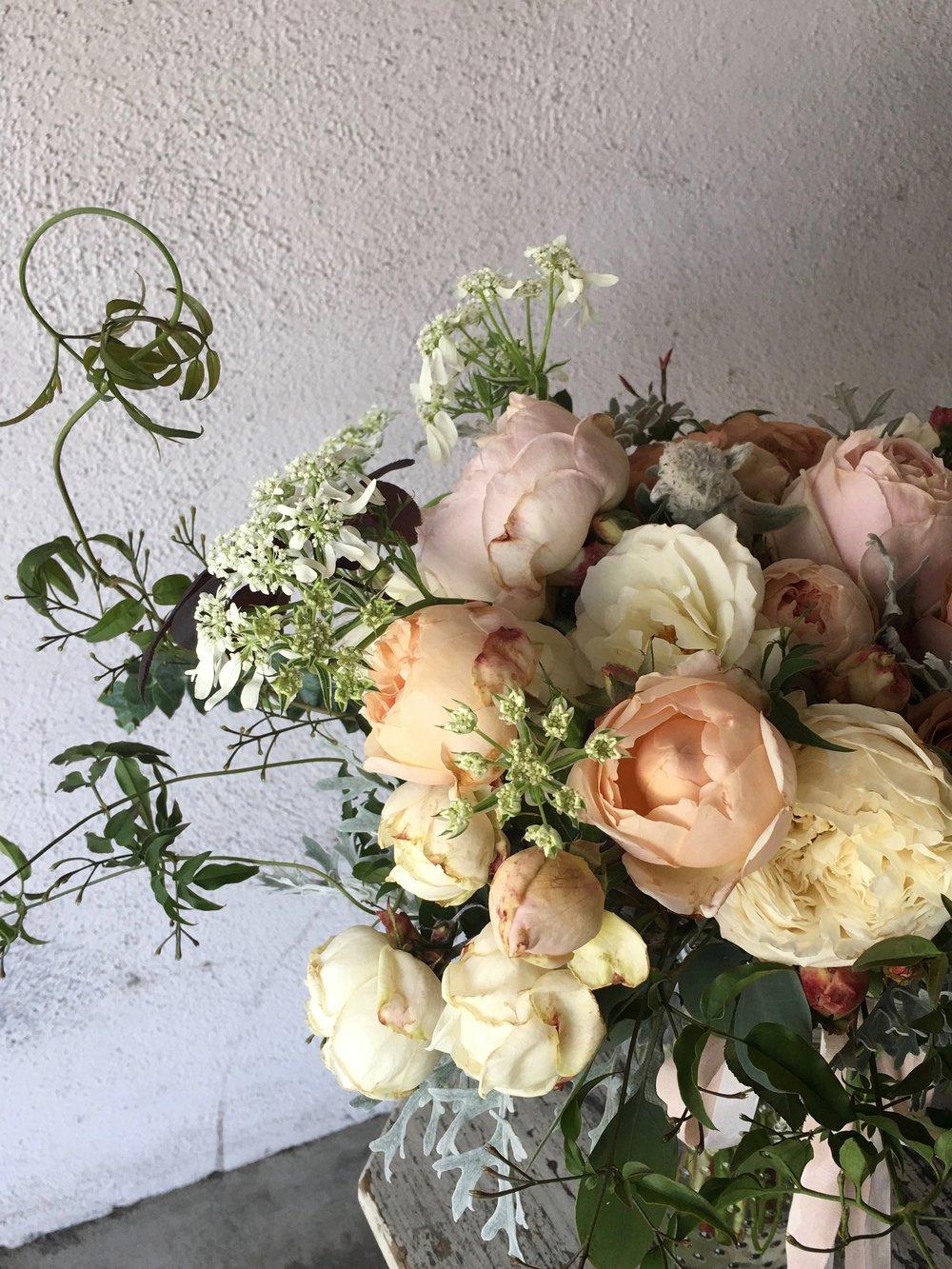 Giulia's Bouquet- Photo by Flores de Bosquez/Marisa Bosquez-White