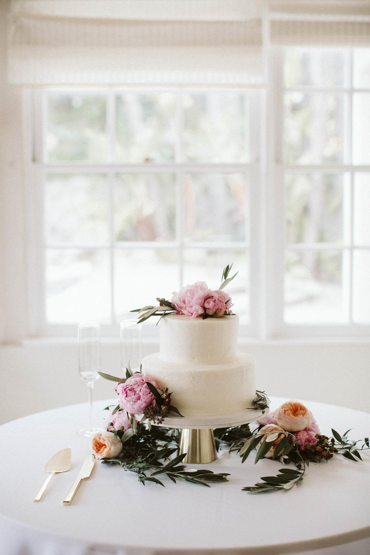 Tessa & Xavier's cake-Photo: Jessica Caballero Photo