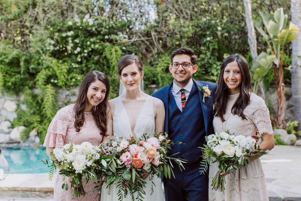 Bridesmaids- Photo: Jessica Caballero Photo