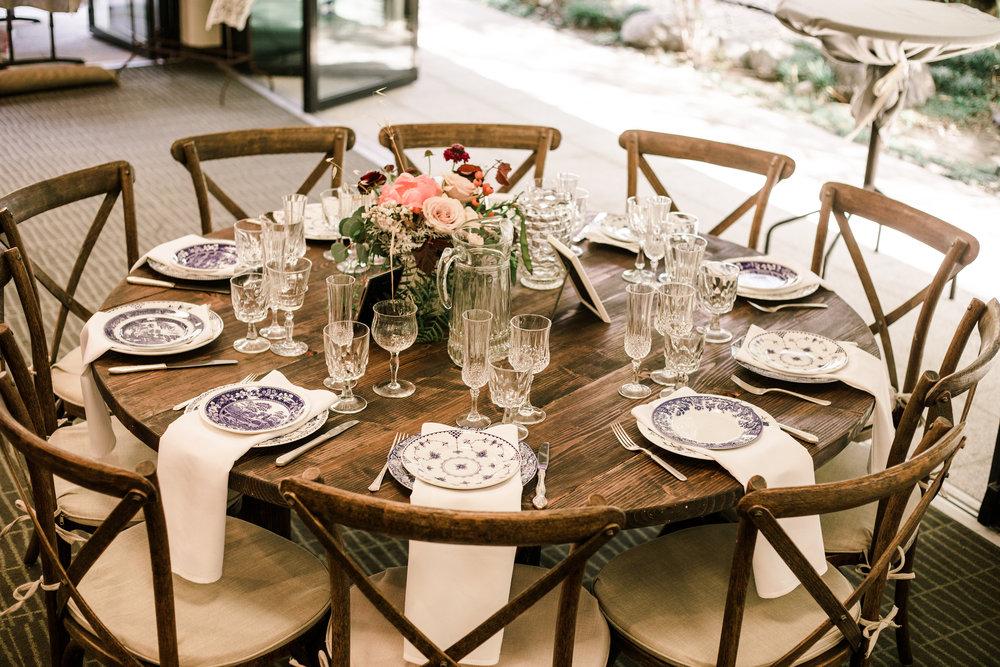 Table scape- Photo: Elyana Ivette