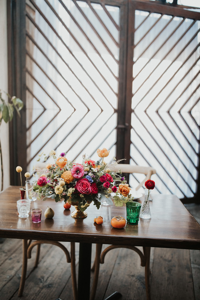 Centerpiece- photography by Ariele Chapman