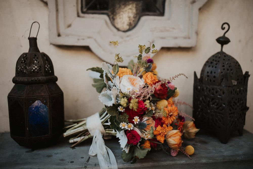 Erica's wedding bouquet- photography by Ariele Chapman