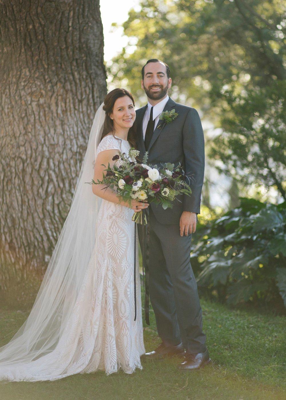 Lorie & Adam- Photo by Rainbeau Tharp