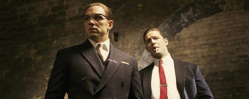 Din film för veckan är  Legend . Jag skämtar inte, se den.