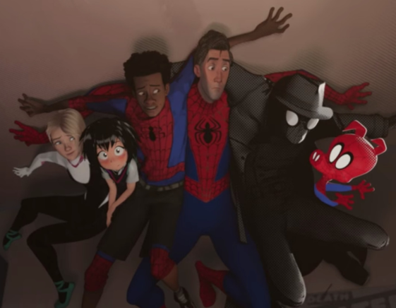 Five Spiderfolks.PNG