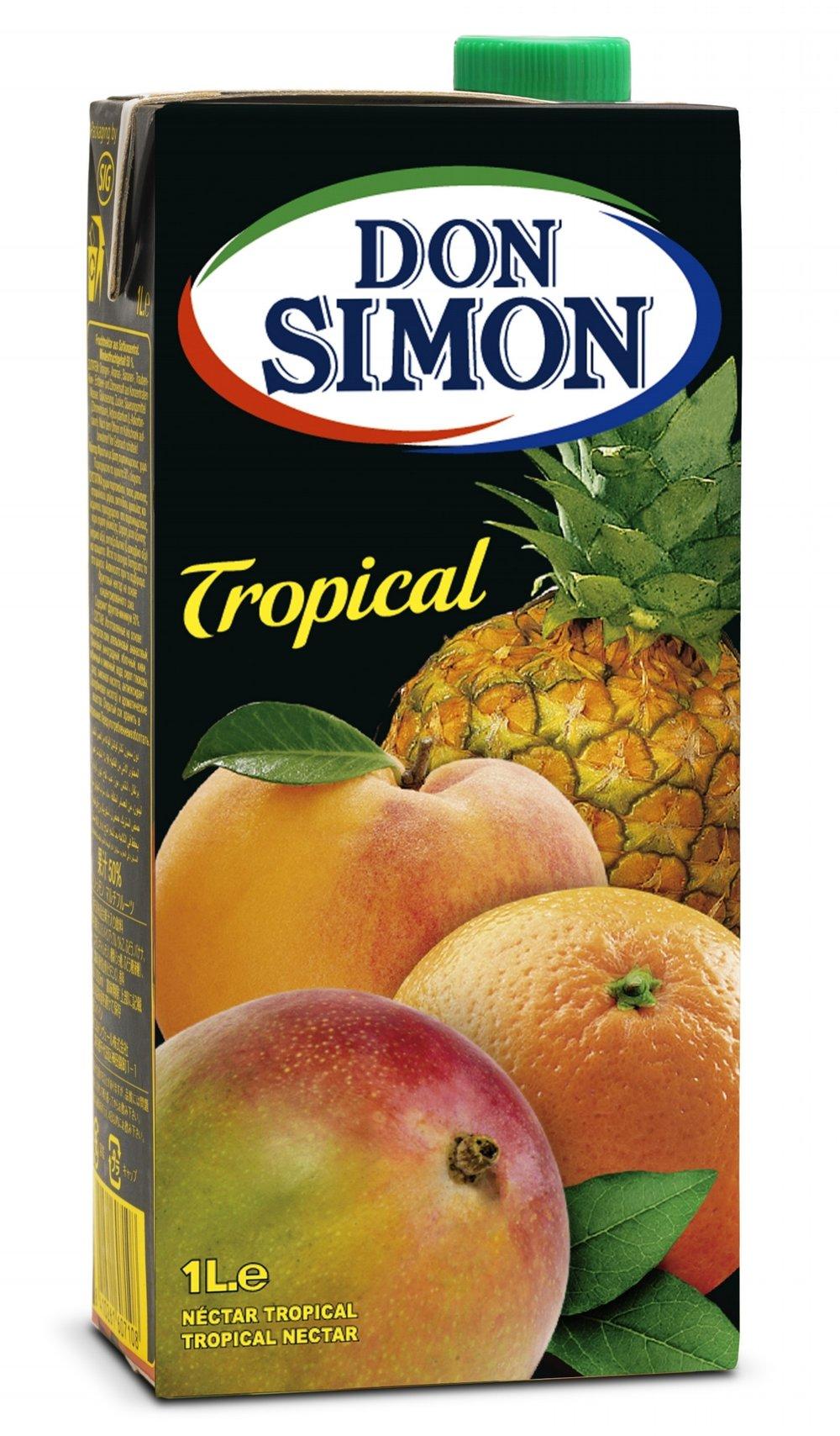 Nectar tropical