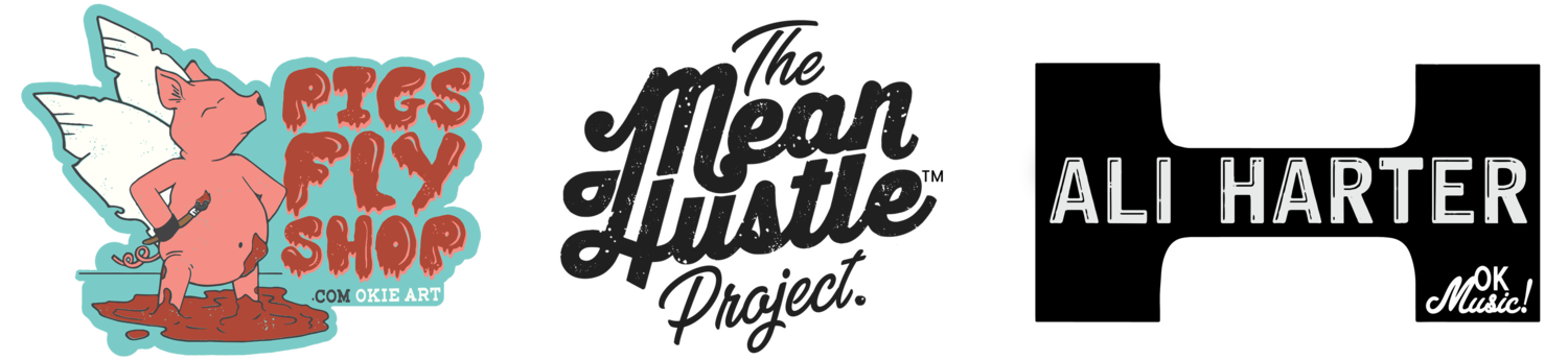 Pigs Fly Shop | Leather. Art & Design. Apparel, Wares, & Vintage. Home of The Mean Hustle Project, & Ali Harter Music