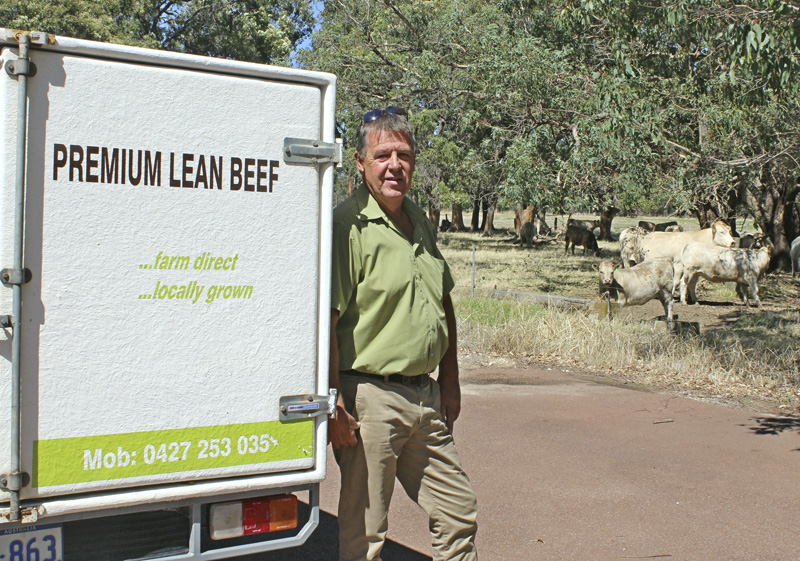 Gerald Bergsma - Beef