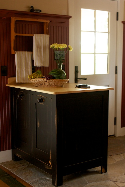 Farmhouse Mudroom with Recycle Center, Closets, Benches, and Hanging Pegs 3.jpg