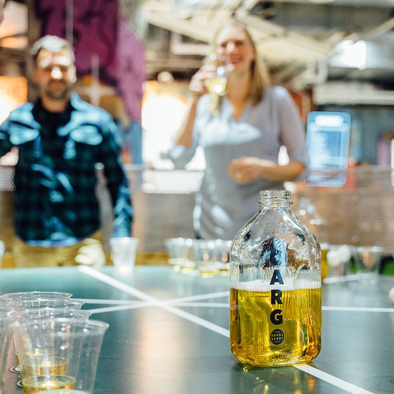 8-Way Beer Pong