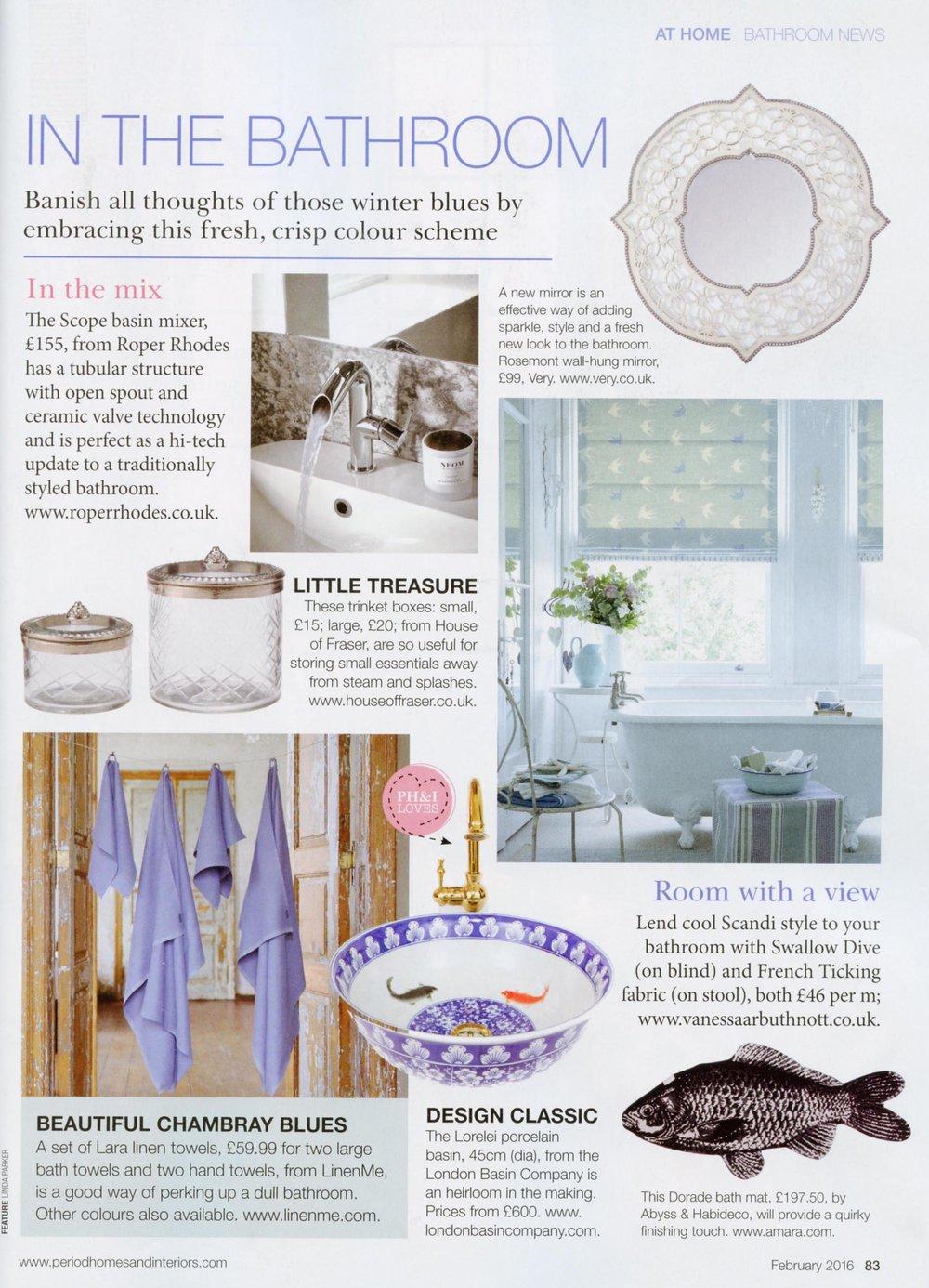 Period Homes & Interiors February 2016 London Basin Company.jpg