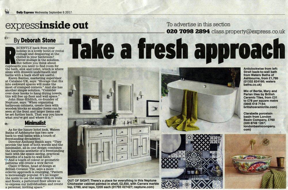 The Daily Express 6th September LBC.jpg