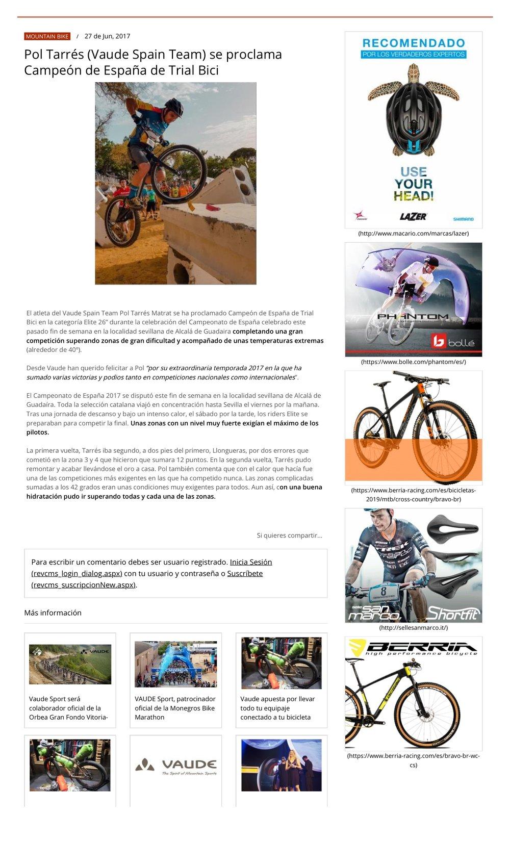 2017-6-27 Pol Tarrés (Vaude Spain Team) se proclama Campeón de España de Trial Bici - TradeBike & Tri - Bike and triathlon community 3.jpeg