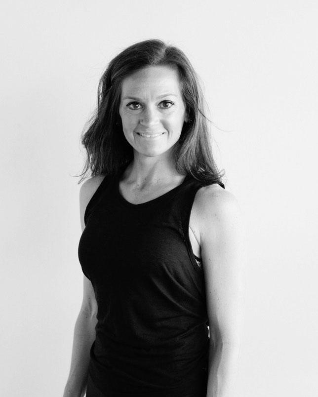 AMANDA WORKMAN - Hot Pilates