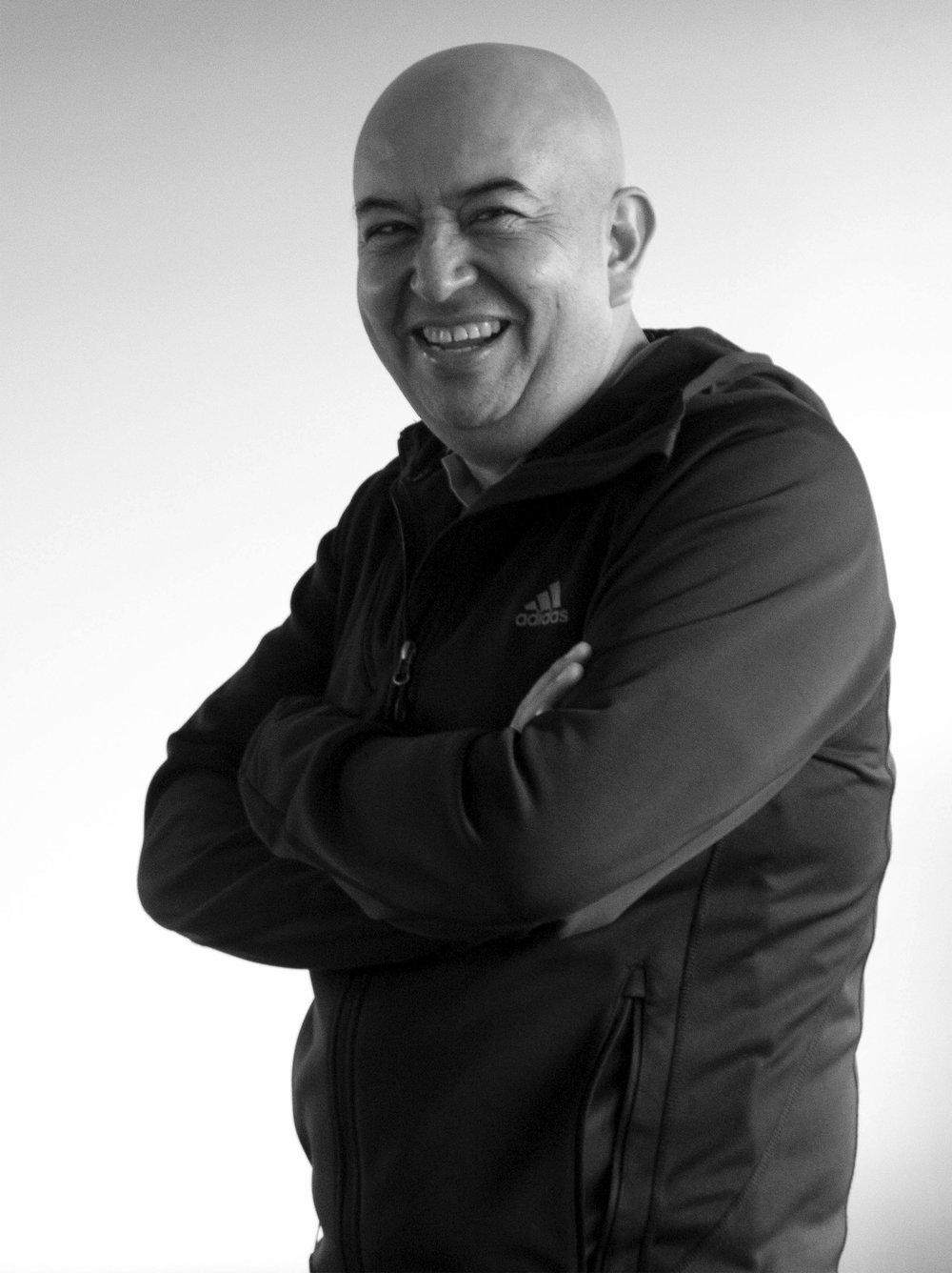 Daniel Vásquez - Director de Contenidos