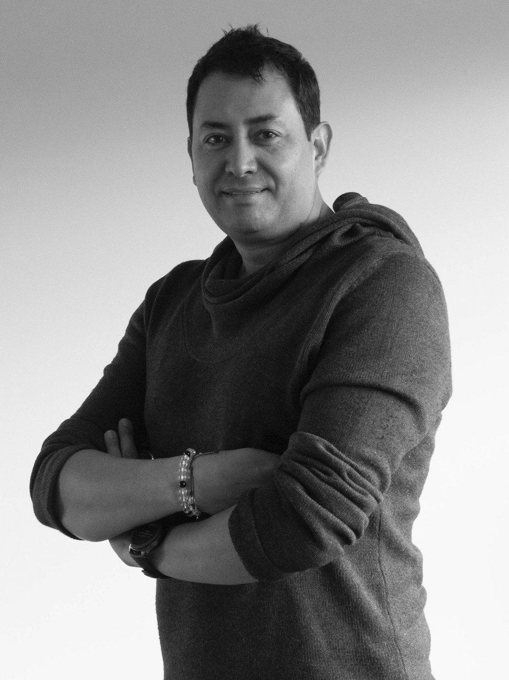 Andrés Vásquez - Event Vice-President
