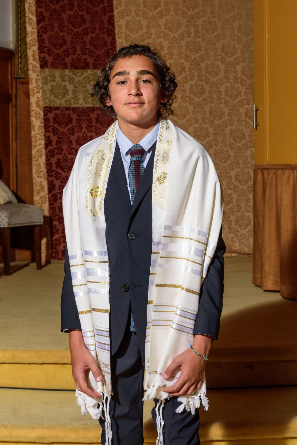 Copy of Bar Mitzvah Portrait Brooklyn