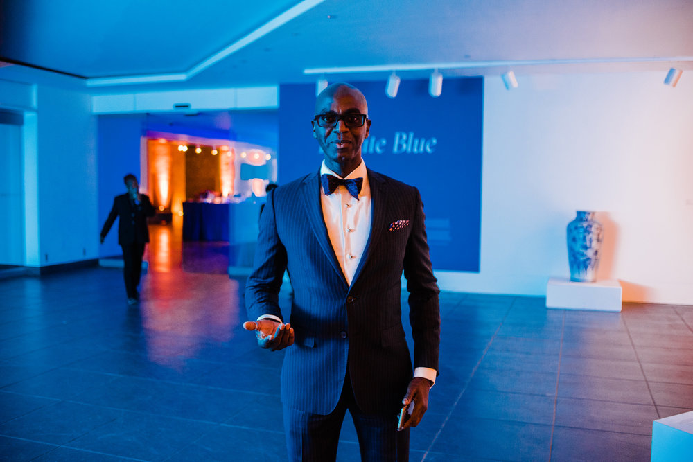 The Brooklyn Artists Ball at Brooklyn Museum 2017. Alton Murray