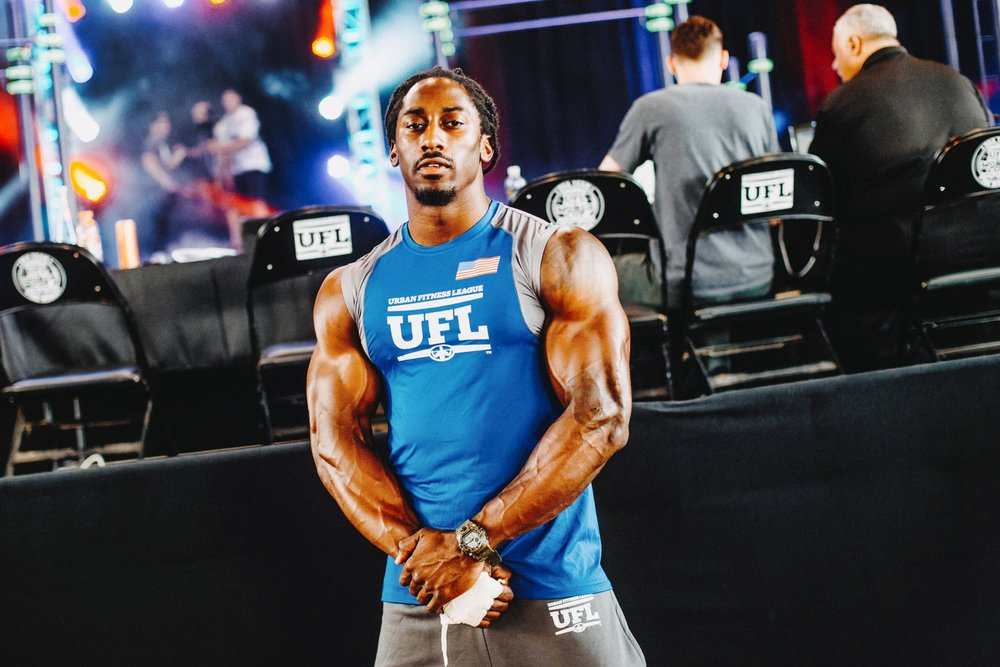 Urban Fitness League UFL World Cup 2017