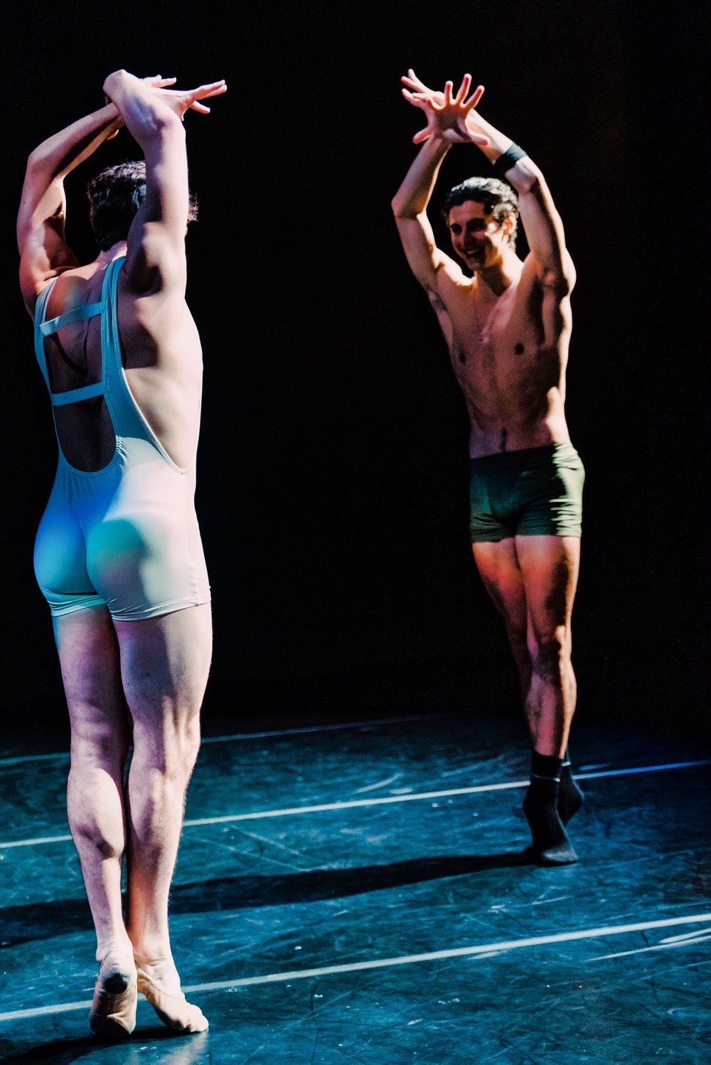 BAM: Echo and Narcissus performance September 14-15.