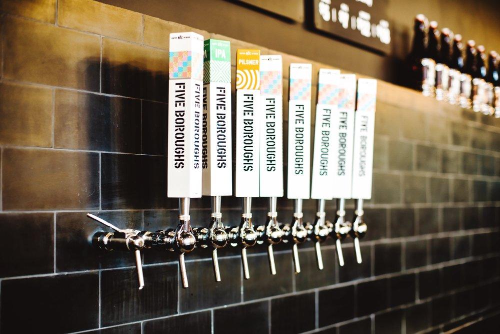 5 Borough Brewing
