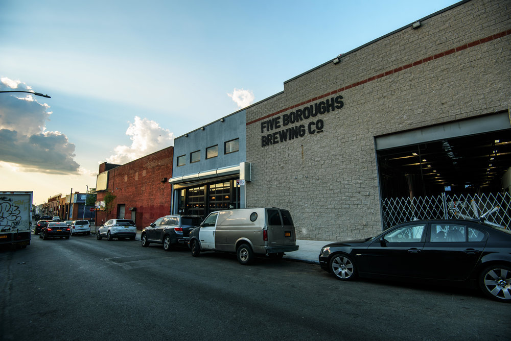 FIVE BOROUGHS BREWING CO -
