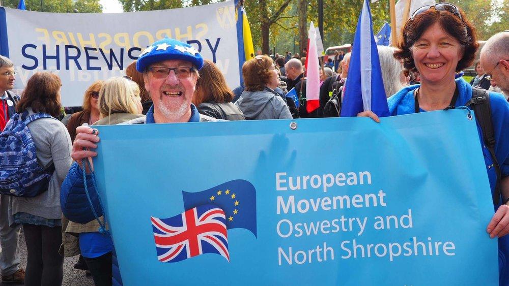 Shrewsbury just behind Oswestry