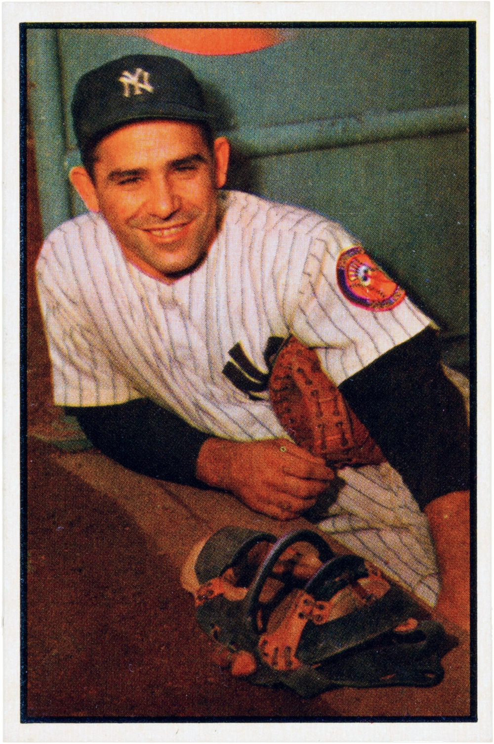 """18 time all-star, 10 time world series champion, and hall of fame catcher and New York Yankee legend Yogi Berra, from  https://en.wikipedia.org/wiki/Yogi_Berra  . One of us (NE) for a short time was proudly nicknamed """"Yogi"""" as a Little League catcher—though not only was he no high caliber baseball player, but there are those who still see the actual Yogi as the better thinker."""