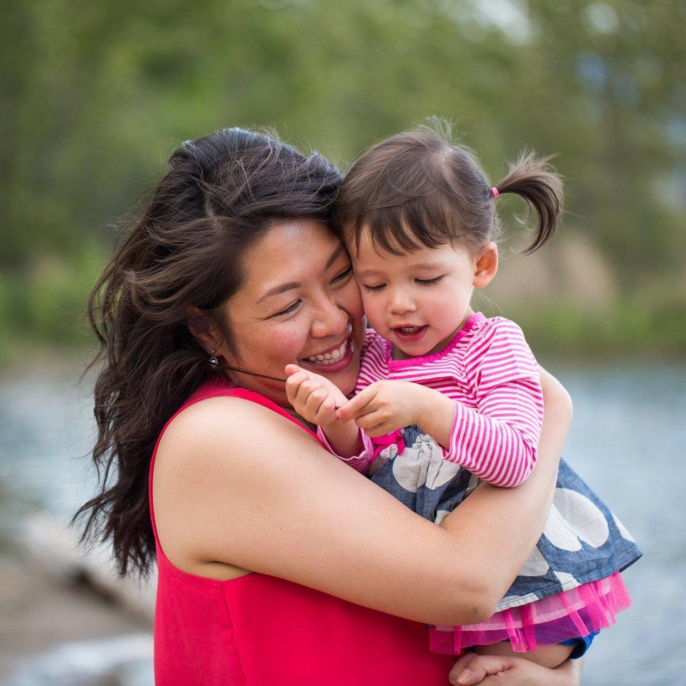 Don't Be a Mean Mom (Alberta Mamas)