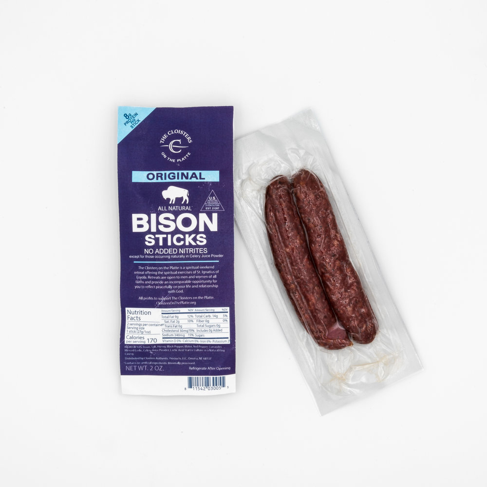 Original Bison Sticks