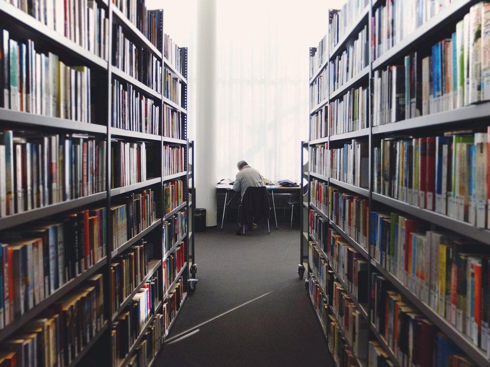 Groninger Library -