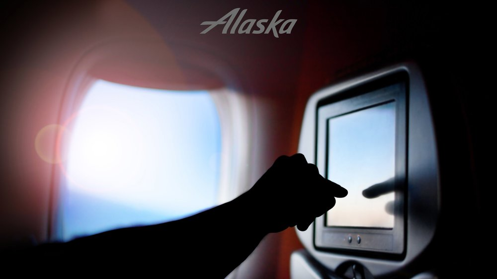 Upgrading in-flight entertainment - We helped Alaska Airlines re-imagine each passenger's experience and redesign it's entertainment offerings to optimize customer satisfaction and profitability.