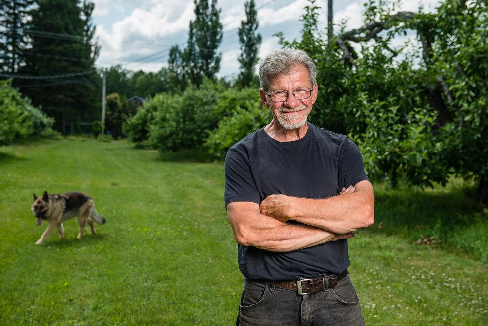 Le Verger Goguen - Récolte de Chez Nous - Really Local Harvest