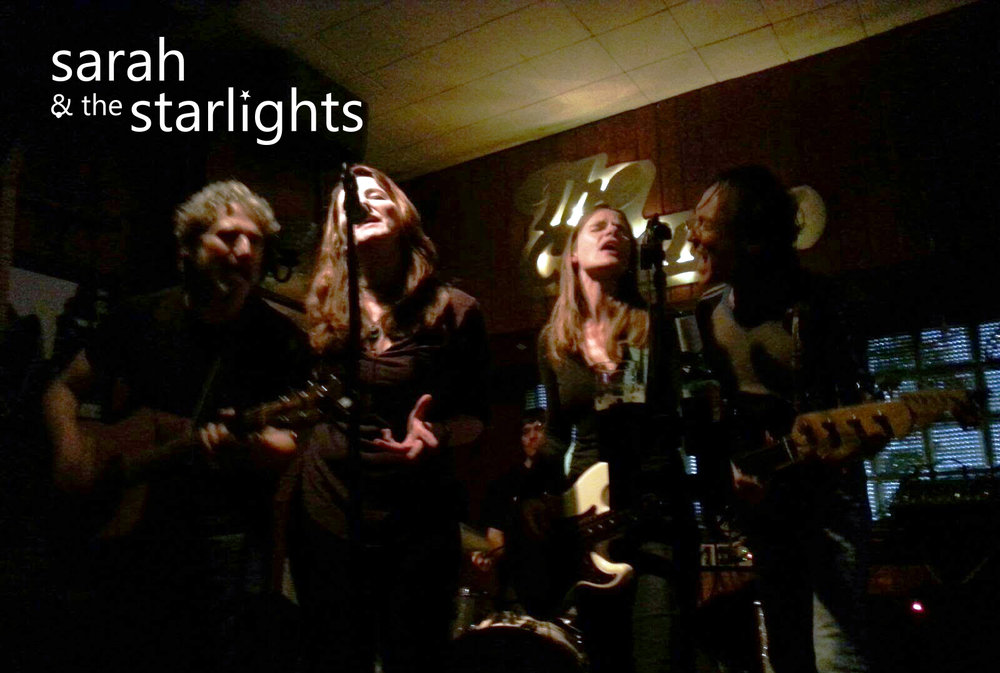 Sarah & The Starlights - Alt Rock