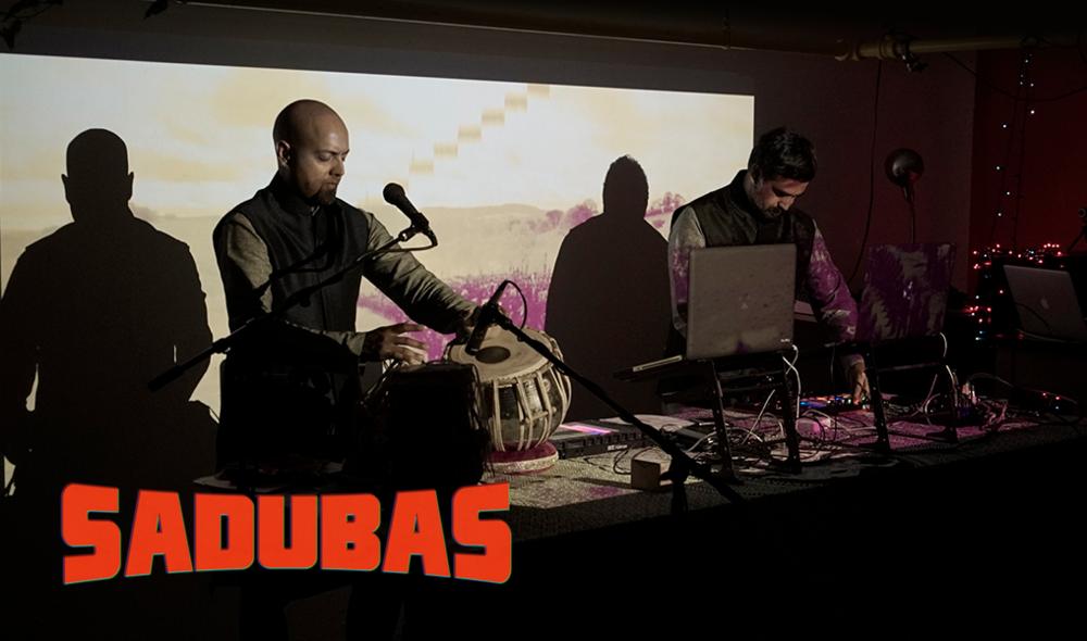 Sadubas - Bollywood Psychedelia