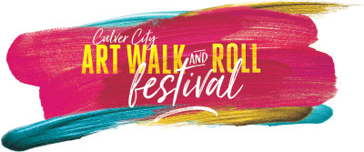 Culver City Art Walk & Roll Festival - Saturday, October 12th, 2019 11AM-6PM @ Washington Bl between National & Fairfax