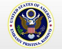 - US Embassy PrishtinaAmbasada Amerikane Prishtinë