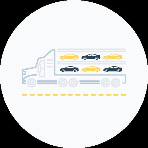 Transway Open Car Shipping