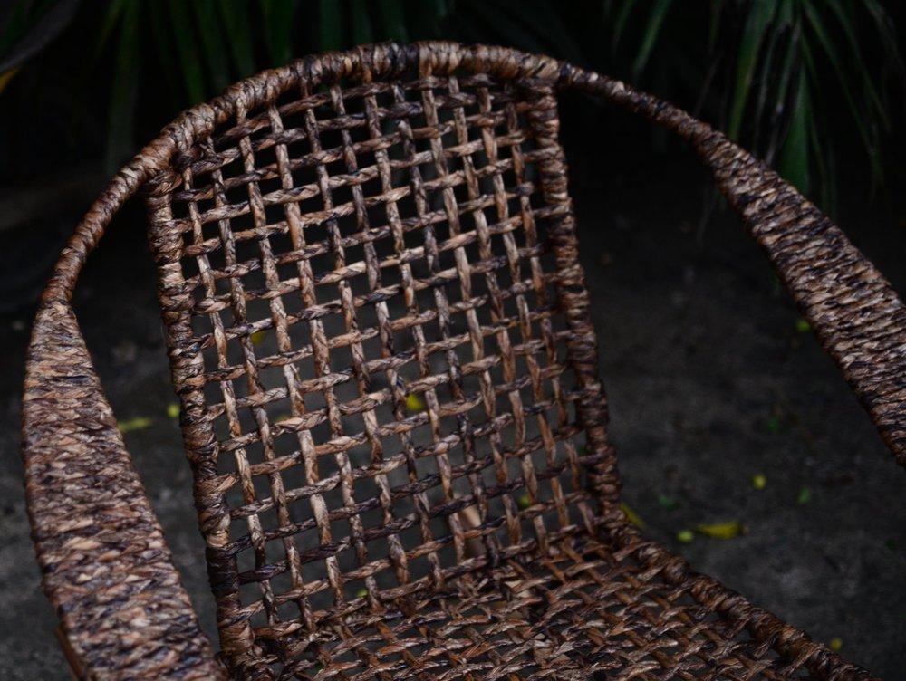 Tucurinca easy chair, 429 euro.