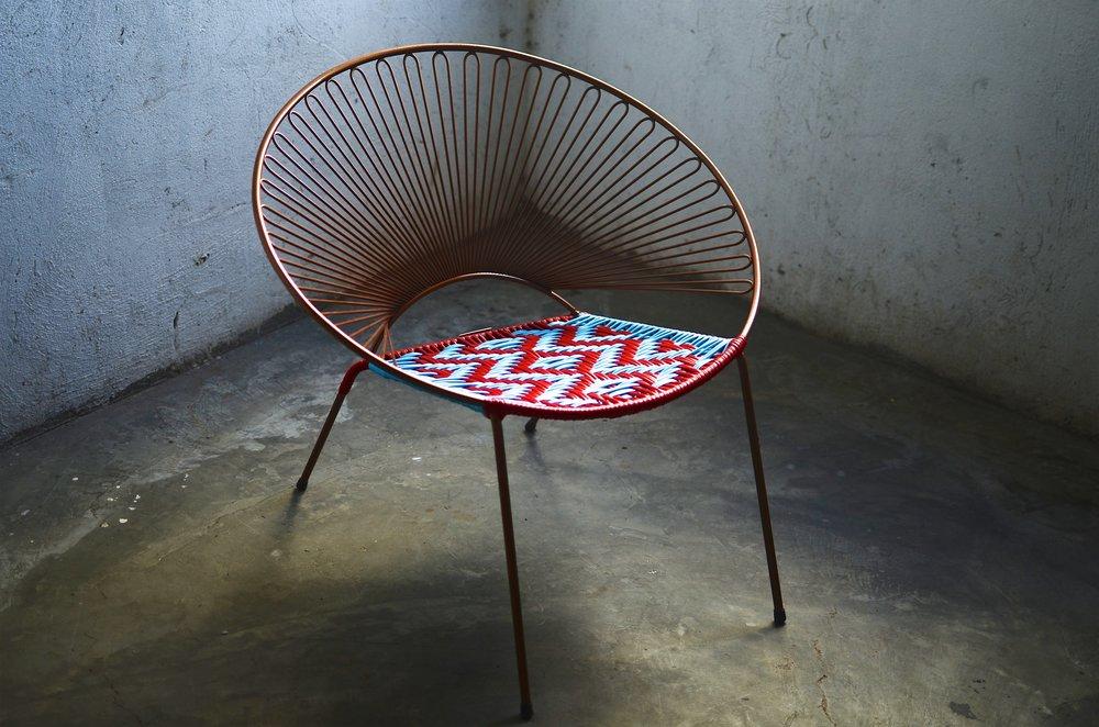 Tucurinca rocking chair II, 385 euro