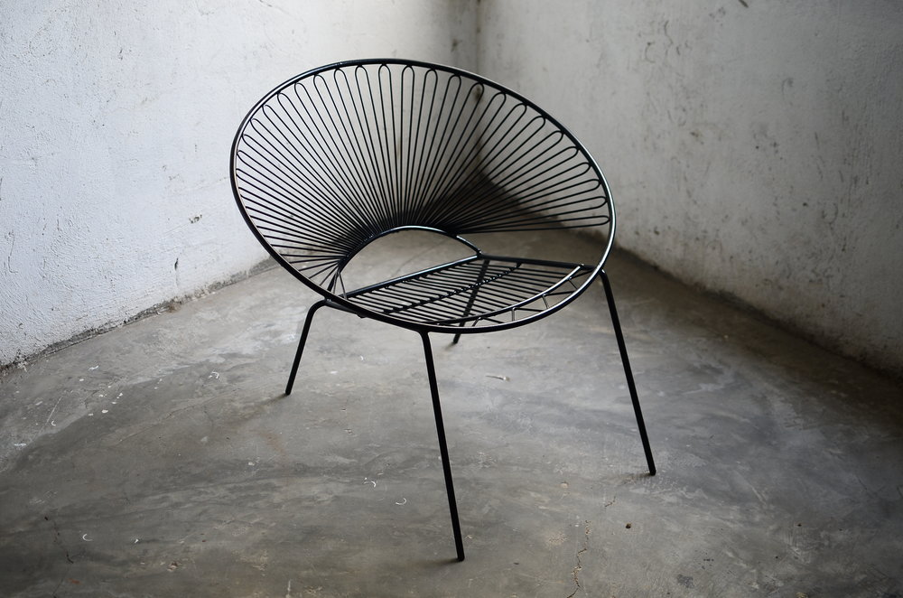 Tucurinca easy chair, 385 euro