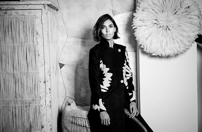 Zarif Design - Designer jackets and coats, celebrating Afganistan's cultural heritage