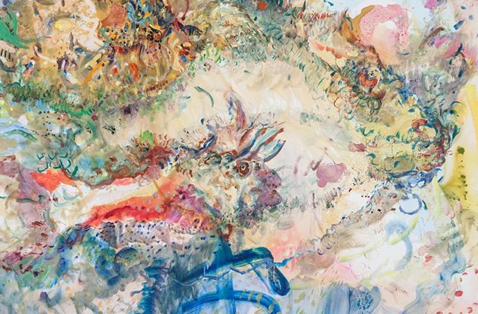 Luca DeGaetano - Brooklyn based painter and artist
